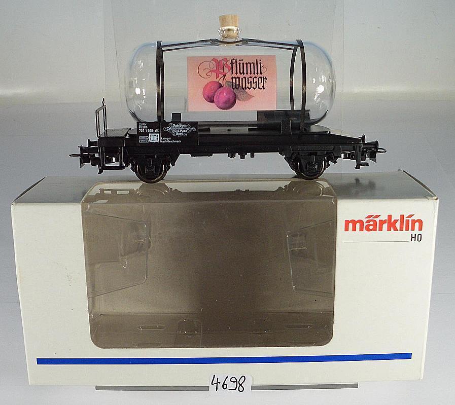 h0 4452.002 vetro Caldaia Carrello pflümli acqua delle SBB-CFF 2 ~ OVP  4698