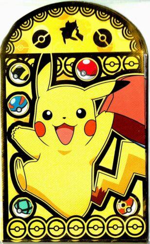 "3.25/""x4.25/"" Pokemon Chinese Lunar New Year Lucky Money Pocket Envelope 6p YELLOW"