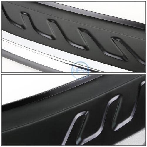 Rear Bumper Trim Cover Trunk Sill Scuff Plate for 2013-2017 Trailblazer Non US