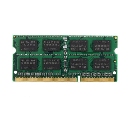 8GB Samsung 2x 4GB 2RX8 DDR3 1066MHz PC3-8500S 204PIN SO-DIMM Laptop RAM Memory