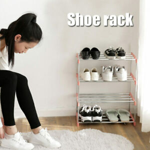 3-4-Tiers-Shoe-Rack-Space-Saving-Cabinet-Storage-Organizer-Shelf-Stand-Holder