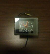 RENAULT 19 TIME CLOCK KIENZLE W. GERMANY 12v