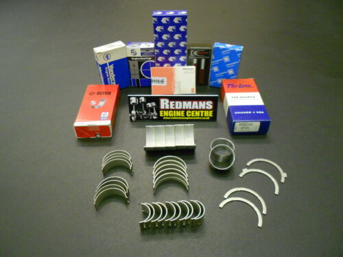 Landrover 2.7 tdv6 Big end bearings 2.7 v6 tdv6 jaguar/peugeot/citroen