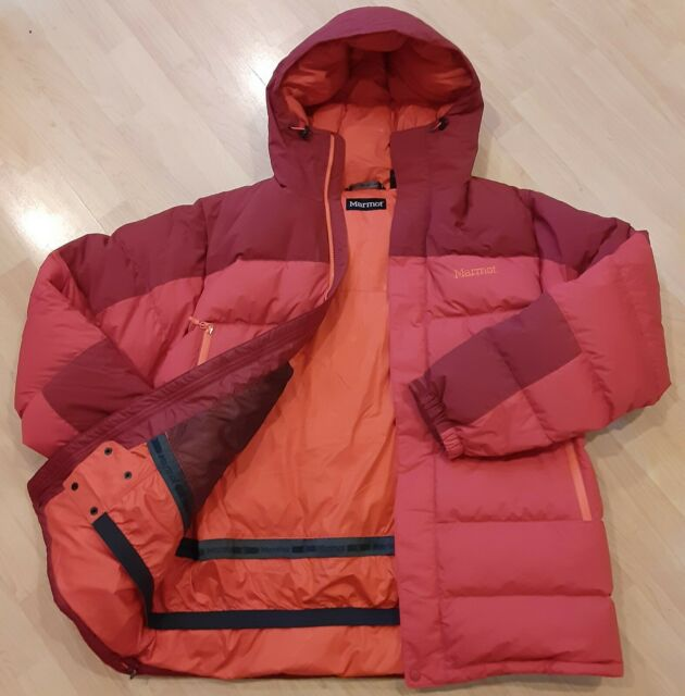 Marmot 700-Fill ($300) Red Mountain Down Jacket Men's US ...