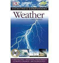 1 of 1 - The Met Office, Weather (Eyewitness Companions), Very Good Book
