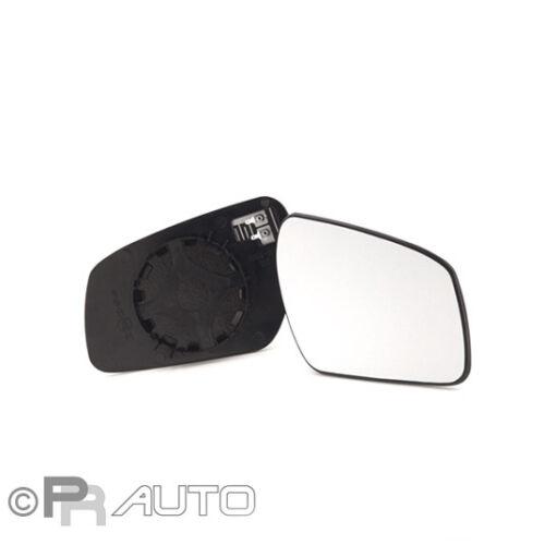 Ford Focus 05 11//04-01//08 Außenspiegel Spiegelglas rechts konvex beheizbar