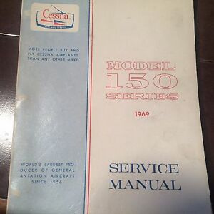 1969 Cessna 150 Service Manual | eBay