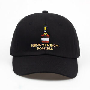 0a81057bf69 Image is loading HENNYTHING-039-S-POSSIBLE-HENNY-DAD-HAT-ADJUSTABLE-