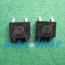 200pcs DF04S Diode Rectifier BRIDGE 1A 400V SMD GS-VISHAY