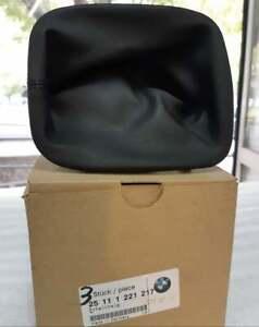 BMW-ORIGINAL-NEW-Imitation-Leather-Gear-Lever-Cover-E34-25111221217