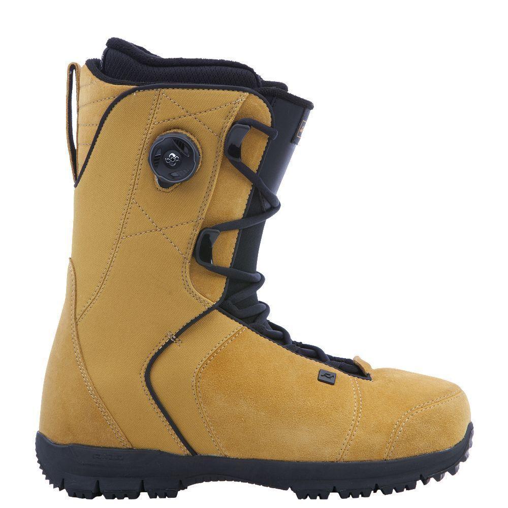 2016 NIB MENS RIDE TRIAD SNOWBOARD BOOTS   230 10 bronze insulated flex light  buy best