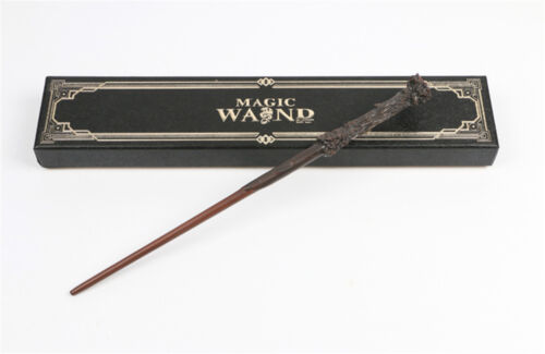 Harry Potter Hogwarts Hermione Granger Cosplay Magic Wand Props Stick Gift Box