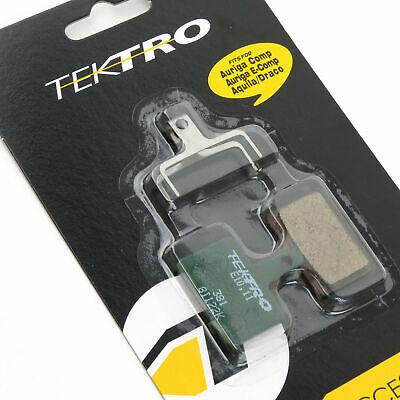Tektro E10.11 High Performance Metal Ceramic Compound Brake Pads Return Spring