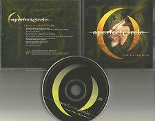 Tool A PERFECT CIRCLE Weak and Powerless PROMO Radio DJ CD Single 2003 USA MINT