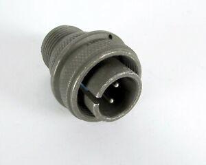 Amphenol Circular Connector 4 Pos Cable MS3106B14S-2S