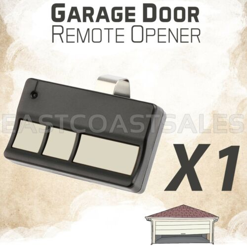 For Sears Craftsman 139.53708 61LM 63LM Garage Door Opener Remote 390mhz