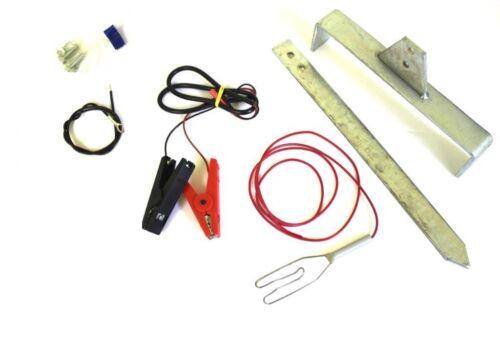 9 V Batterie Solarmodul Weidegerät Akkugerät Weidezaungerät FC B25 9 V 12 V