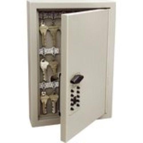 Kidde AccessPoint 001795 Combination TouchPoint Entry Key Locker 30 Key Clay