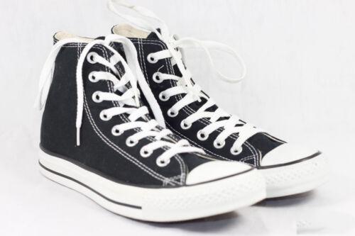 M9160 altas Zapatillas Star Converse Chuck Taylor Unisex All Negro IpSSqH