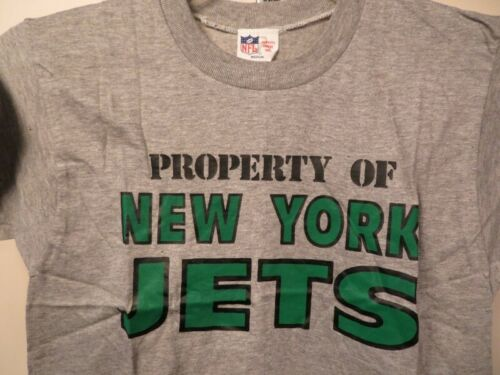 Nos Vintage 1970 80s THE PROPERTY OF JETS Official