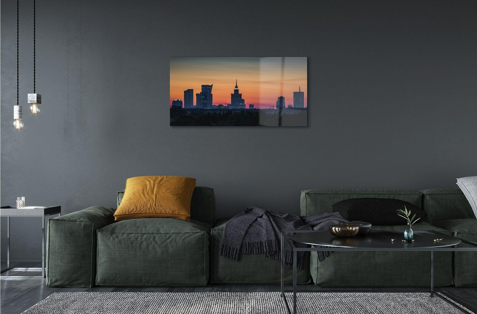 Kostenloser Versand landesweit. Tulup Acrylglas 21x21 Wandkunst ...