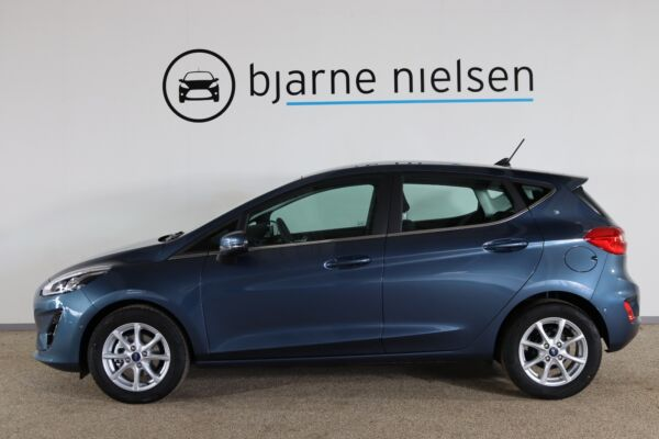 Ford Fiesta 1,0 EcoBoost Titanium DCT - billede 1