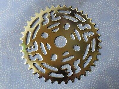 "New SE Bikes BMX Chainring 39 Tooth 1//8/"" Steel Black"