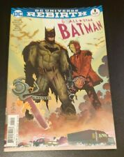 1st Print DC Comics 2016 NM Batman #4 variant Rebirth