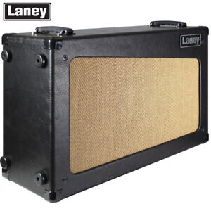 new laney cub cab open back 100 watts rms 2x12 hh driver guitar amp cabinet ebay. Black Bedroom Furniture Sets. Home Design Ideas