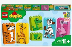 BRAND-NEW-LEGO-DUPLO-MY-FIRST-FUN-PUZZLE-10885-SEALED