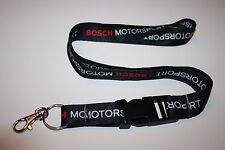 Bosch Motorsport Schlüsselband / Lanyard NEU!!