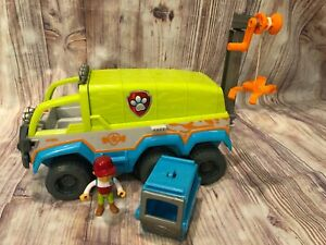 NEW Paw Patrol Terrain Vehicle Jungle Rescue Lights /& Sounds Game Play Figure