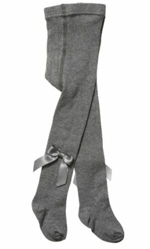 BNWT Girls Classic Tights with Bows by Carlomagno