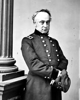 8x10 Civil War Photo: Union - Federal General Henry Wager Halleck
