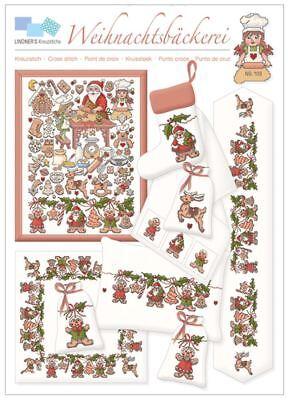 Lindner´s Kreuzstich No 95 Sakrales ABC