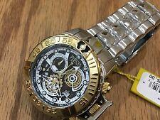 20525 Invicta Reserve 47mm Subaqua Noma II Quartz Chronograph SS Bracelet Watch