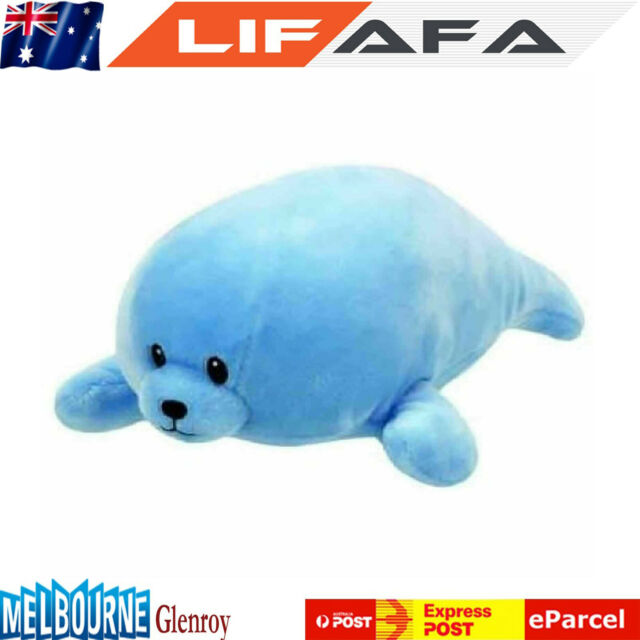 New Children Ty Regular Squirt Plush Animals Baby Seal Toy Fun Toys Kids Toy LF