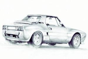 Blechschild-20-x-30-cm-Fiat-Nostalgie