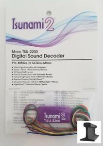 Soundtraxx-New-2020-Tsunami-2-TSU-2200-GE-Diesel-Sound-Decoder-885006