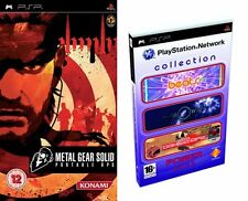 Metal Gear Solid Portable ops & Network Beats&Flow&Syphon Filter Combat ops  n/s