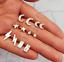 2018-New-Design-Long-Tassel-Stud-Earring-Set-For-Women-Bohemia-Fashion-Jewelry thumbnail 178
