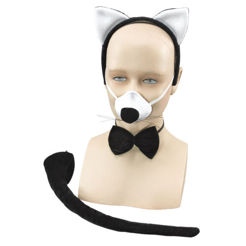 Cat Set Fancy Dress All Kinds Halloween Accessories