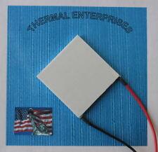 Peltier Thermoelectric TEC Cooler 50mm 410 Watt USA QUALITY 50mm TEC