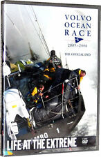 Volvo Ocean Race 2005-2006 70 Round The World Official Sailing DVD NEW SEALED