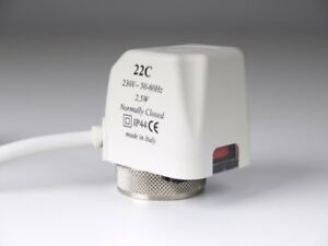 s l300 watts ufh actuator 24 volt, actuator 22c230nc4 4 wire ebay watts 22c actuator wiring diagram at bayanpartner.co