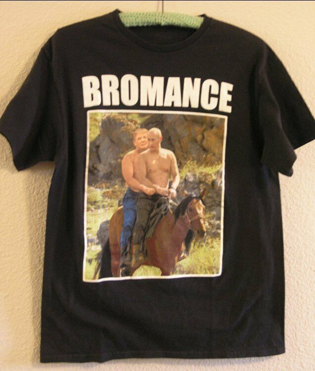 President Donald Trump Vladimir Putin