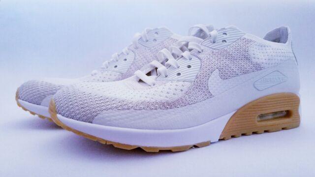 NEW Nike Air Max 90 Ultra 2.0 Flyknit Women 881109 106 Size 10 NO BOX Fast Ship