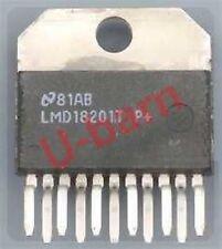 NS LMD18201T TO-220  3A, 55V H-Bridge