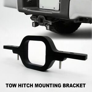 Tow Hitch Mounting Bracket Tow Bar Mount Reverse Led Work