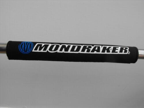 """Néoprène Quick Fit Chain Stay Cadre protecteur noir Dernier Design /""""MONDRAKER/"""""""